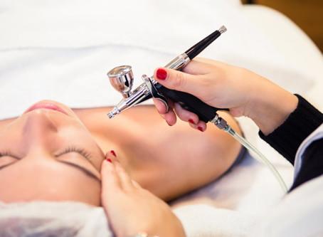 Oxygen/zuurstof huid therapie