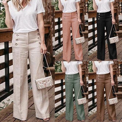 zomer vintage broek