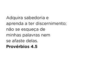 Provérbios 4