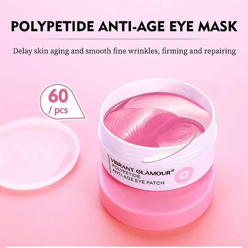 anti aging & friming eye oog masker met peptide