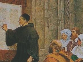 500 anos de Reforma Protestante