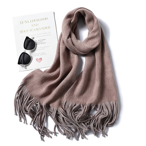 Winter Cashmere Sjaal ( Long Size )
