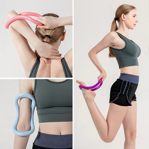 Taille, rug & schouder home gym