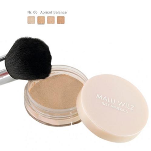 Malu wilz just mineral foundation powder
