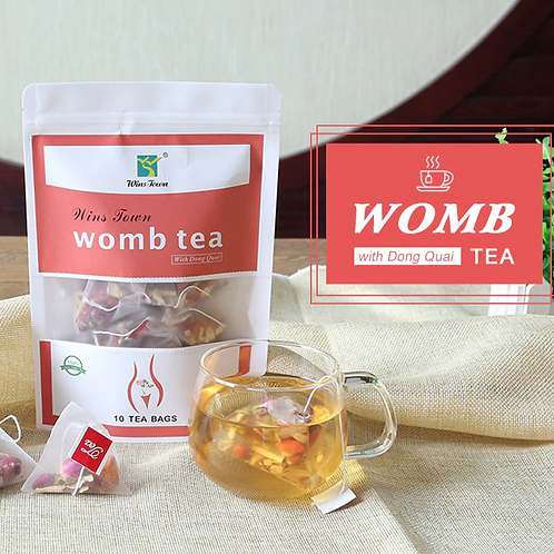 Herb womb tea