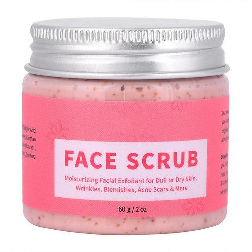 Anti oxidant gezicht scrub