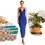 Thumbnail: White classy long Dress Sexy