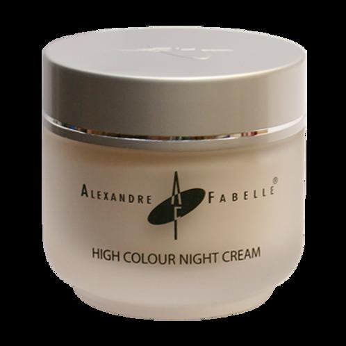 High colour anti couperose cream