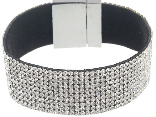 silver party armband