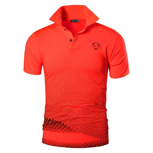 Quick dry Polo sport shirt