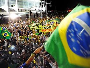 Tensão no Brasil - Em que lado ficar