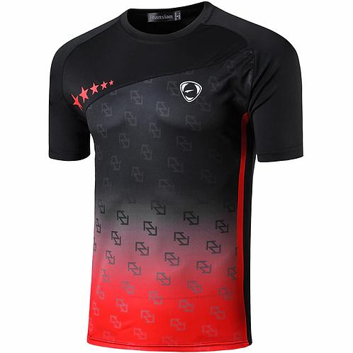 Quick dry heren sport Tshirt