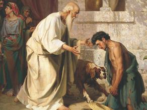 A misericórdia triunfa sobre a lei