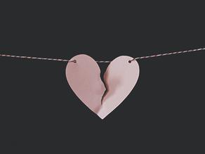 Coração quebrantado