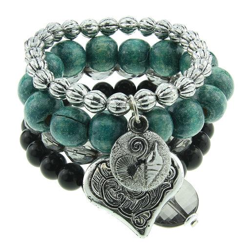 Budha love armband