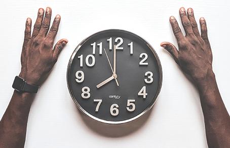 Como aproveitamos nosso tempo?