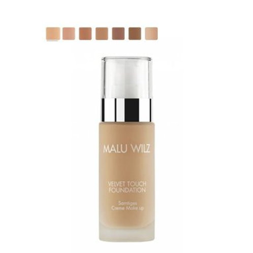 Malu wilz Velvet Foundation (medium-hoog dekking )