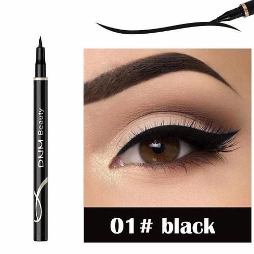 Water basis eyeliner geschikt voor Wimperextensions