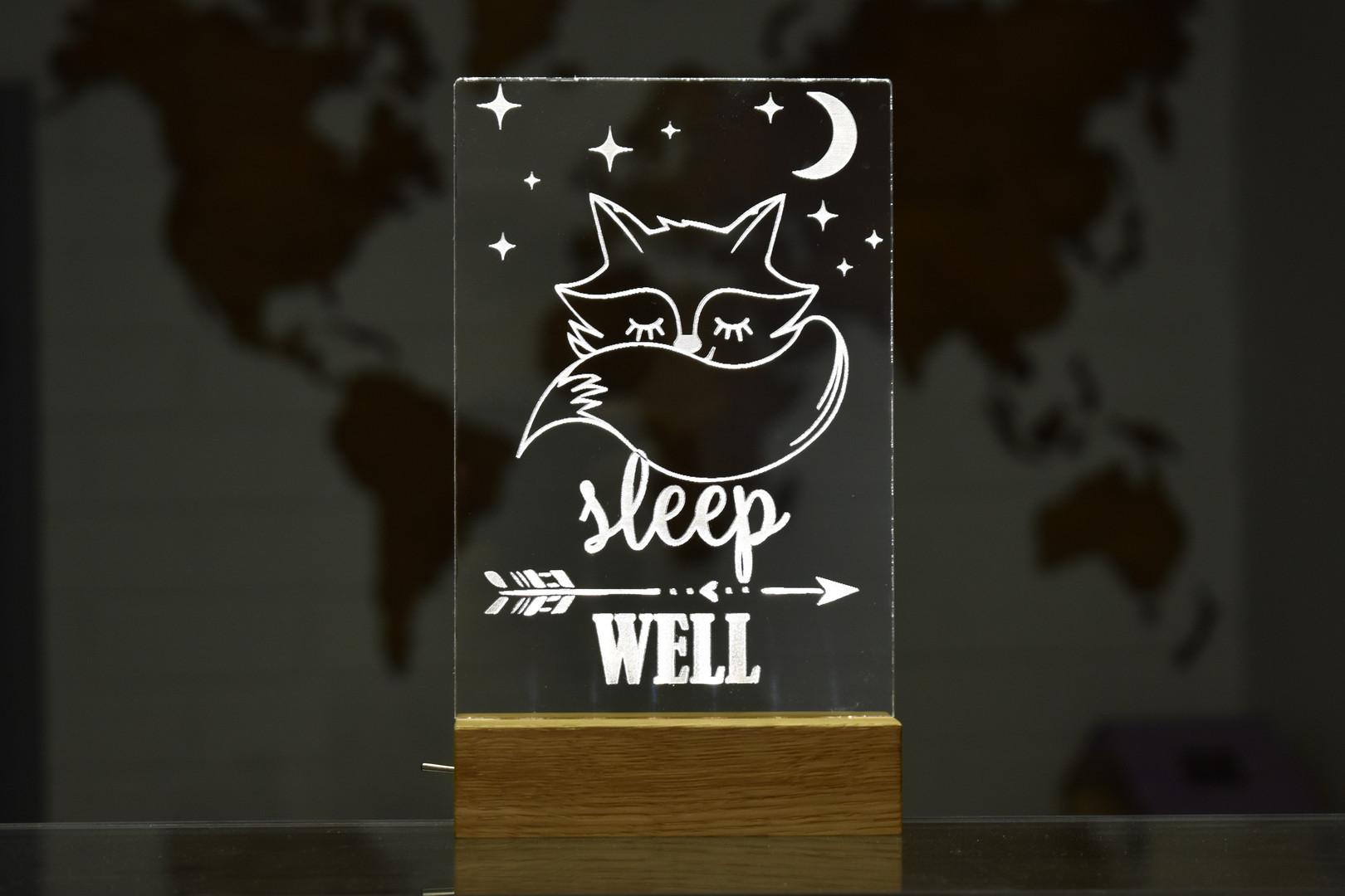 """Rebane """"Sleep Well"""" standart , 45€"""