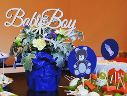 It's a Boy💙 Sweet baby shower  decoration from K&K decorations