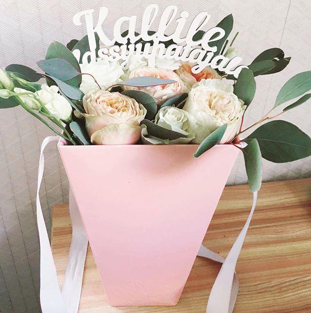 Kallile Klassijuhatajale💗 flowerbox from _kk_decorationsest #tehtudEestis #woodcraft #handmade #kkd