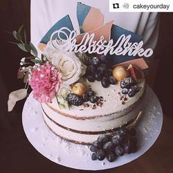 Maasika _Blondi_ kena noorpaari pulmadeks💗 #ручнаяработа #woocraft #estwoodyart #tehtudEestis #cake