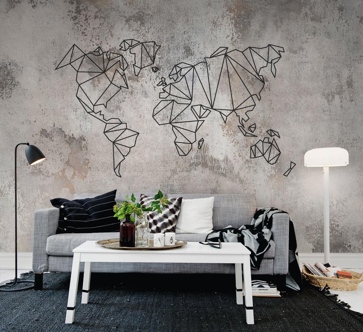 Geomeetriline maailmakaart