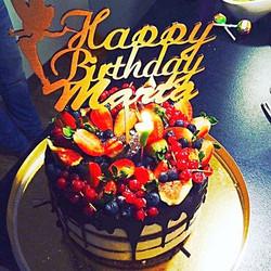 Best Wishes, Marta! 🍭🎈_#happybirthday #tehtudEestis #käsitöö #woodcraft #estwoodyart #ручнаяработа