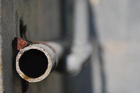 Обрезка газовых труб