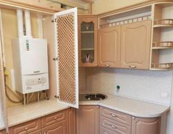 Замена газового водонагревателя