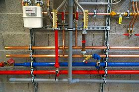 Удлинение газовых труб