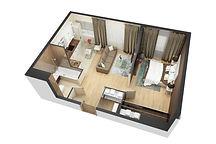 Цены на ремонт квартиры-студии