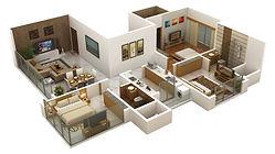 Ремонт многокомнатной квартиры
