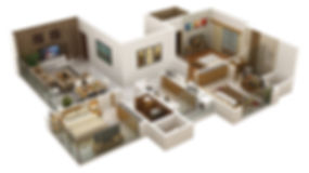 Цены на ремонт трехкомнатной квартиры