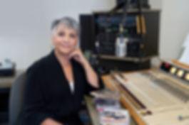 Glora Krolak recording studio.jpg