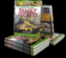 Family Secrets Cookbook Author Katie Choy