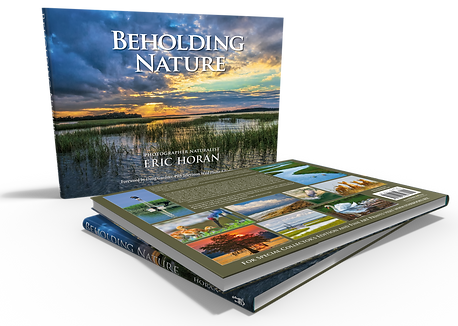 Beholding Nature Author and Naturlist Eric Horan