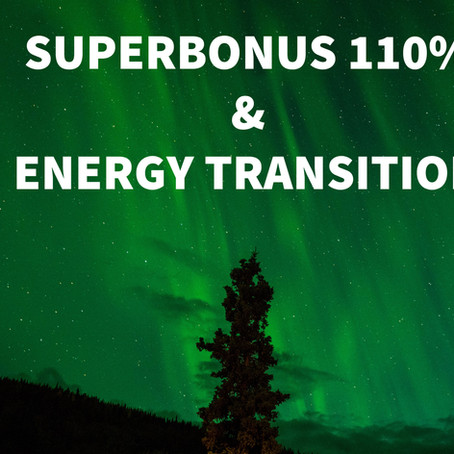 Superbonus 110% & Energy Transition