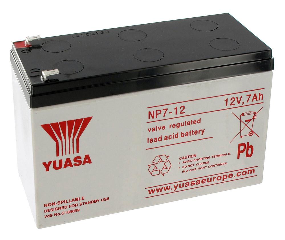 Batteria Yuasa VLRA
