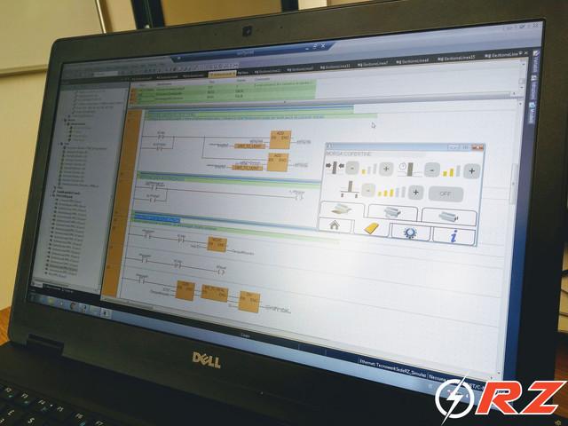 Software di serie per macchine automatiche