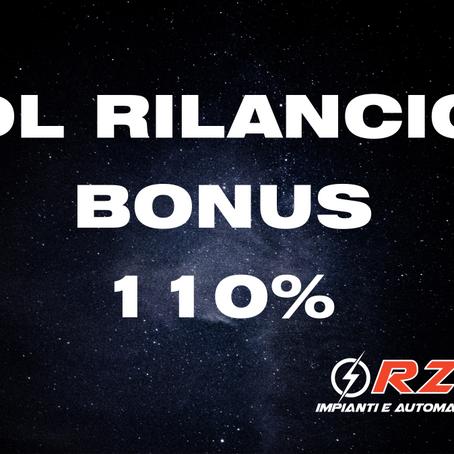 Bonus 110% Decreto Rilancio