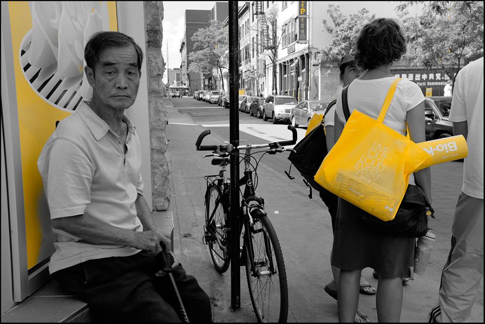 Homme du chinatown 2017