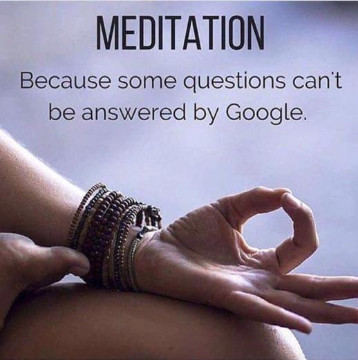 Méditation et mudras