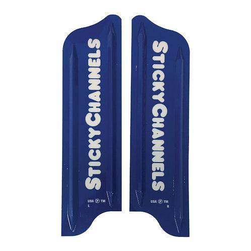 """Sticky Channel 11"""" Blue"""
