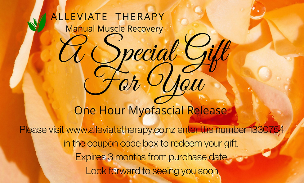 One Hour Myofascial Release