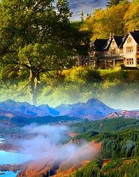 Invergarry Hotel Loch Garry Highlands