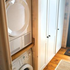 laundry washing machine dryer plus srying room