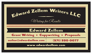Edward Zellem Writers LLC | Info Card