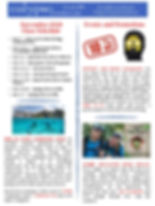 Scuba Newsletter Sample P2