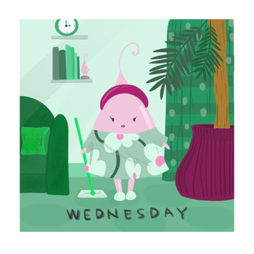 Quarantine Wednesday
